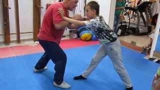 тренировка вольная борьба (ОФП)