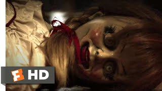 Video Annabelle (2014) - Trapped by a Demon Scene (6/10) | Movieclips download MP3, 3GP, MP4, WEBM, AVI, FLV Agustus 2018