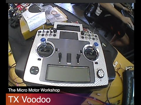 [Micro Motor Workshop] - Tx Voodo
