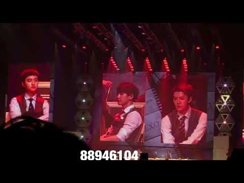 180603 EXO The ElyXiOn in Hong Kong sing for you