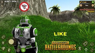 Top 8 Offline Battle Royale Games For Android 2018