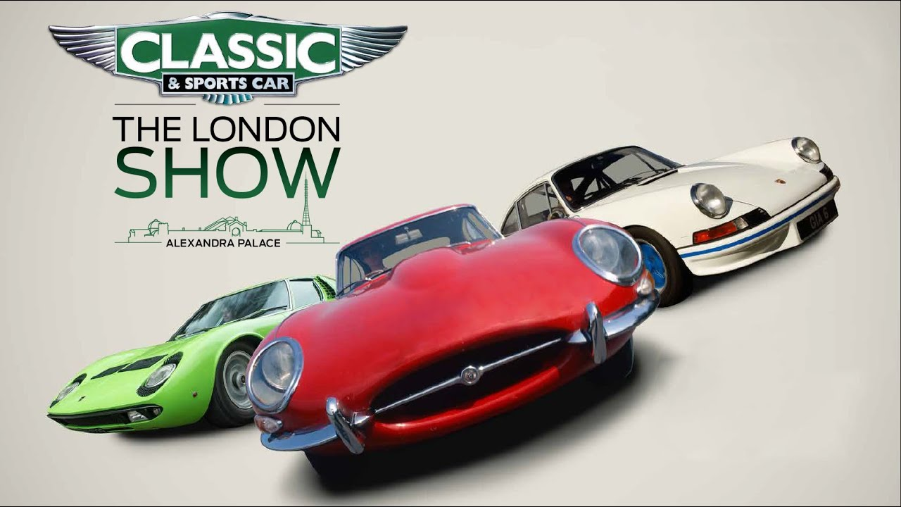 Classic and Sports Car - The London Show