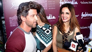 Hrithik Roshan & Ex Wife Suzanne's Rare Interview Together After DIVORCE