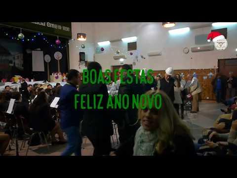 'A Boomwhacker Christmas' - Banda da AMUT - 2018