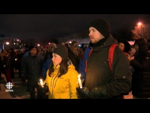 Canada Mourns After Deadly Mosque Shooting In Quebec