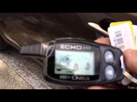 Foxguard car Alarm manual