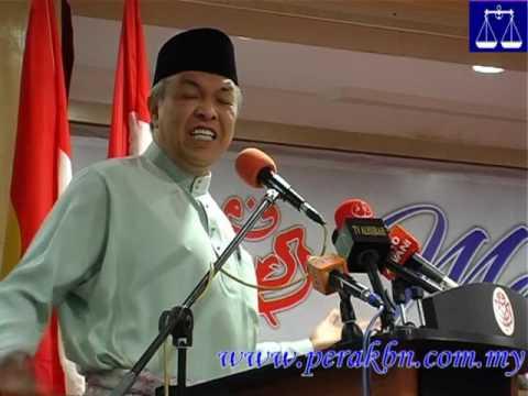 Lahir Dan Besar Di Malaysia, Memalukan Tidak Pandai Berbahasa Melayu  DSD Dr Ahmad Zahid Hamidi