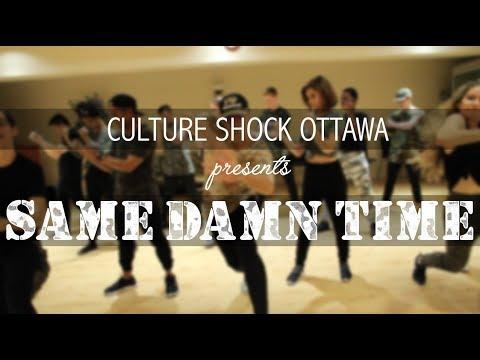 SAME DAMN TIME | Culture Shock Ottawa