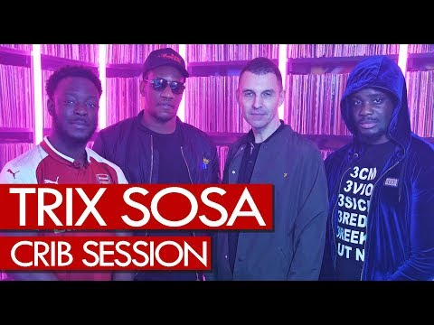 Trix Sosa, YS Wave, Big Pete freestyle - Westwood Crib Session