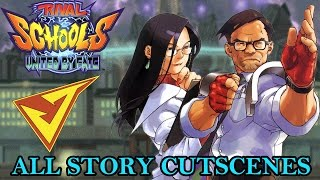 rival schools united by fate justice hs story mode cutscenes