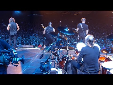 Metallica - The Frayed Ends of Sanity  [Stage Footage] (Live in Gothenburg, August 22nd, 2015)
