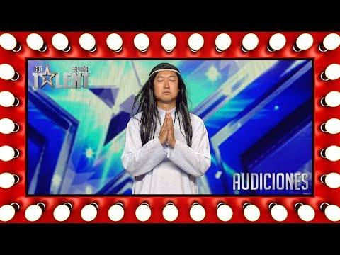 Este mentalista no vio que lo suyo iba a ser catastrófico | Audiciones 6 | Got Talent España 2018 videó letöltés