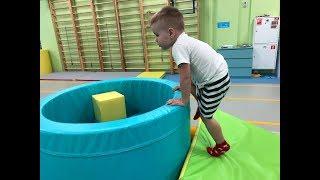 Детская гимнастика, продолжение тренировок в GYMKIDS (2 года)