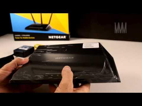 Open Box - NETGEAR Nighthawk AC1750 MN 6700 WiFi Router v3