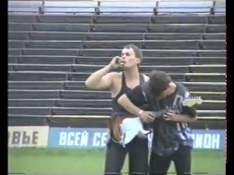 """Сектор Газа - Концерт в Красном Сулине 31.05.1996(Стадион """"Металлург"""")"""