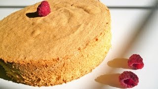 Бисквит для торта .Простой рецепт.Урок 14.