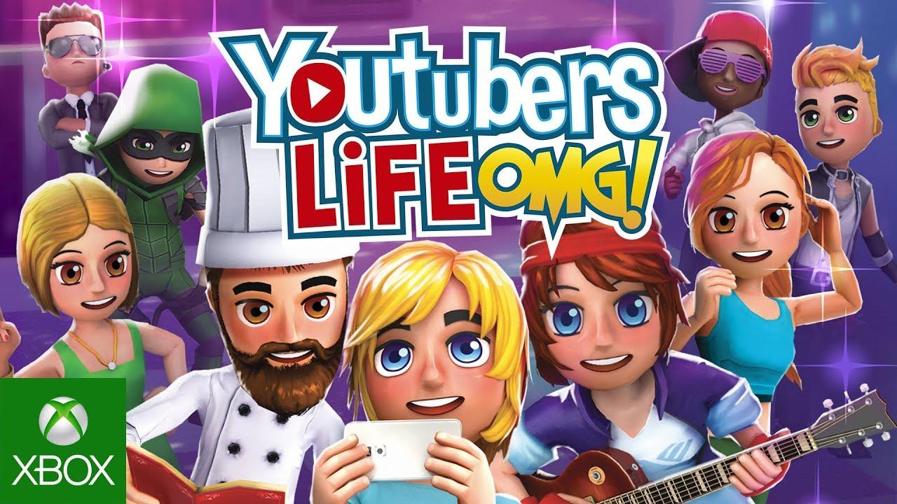 Game youtuber life Youtubers Life
