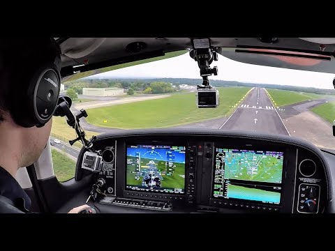 IFR Flight Vlog | Cirrus SR22T G6 IFR to London Biggin Hill
