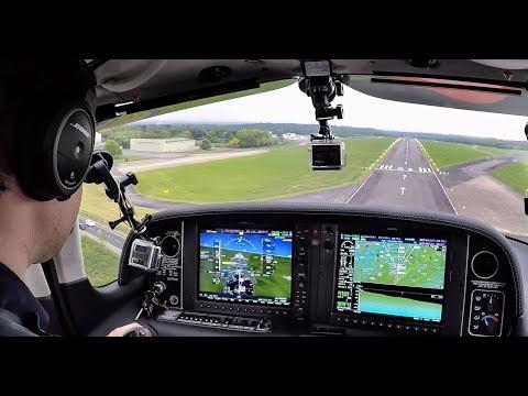 IFR Flight Vlog | Cirrus SR22T G6 IFR to London Biggin Hill