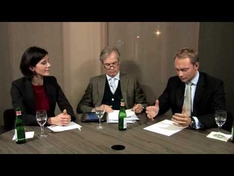 Video Chat mit Katja Suding und Christian Lindner