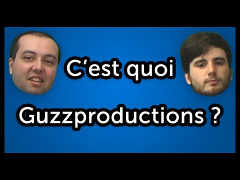 Chanson - C'est quoi Guzzproductions