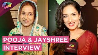 Pooja Banerjee And Jayshree Arora Talk About Colors Tv New Show Dev | Exclusive