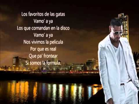 La Formula Sigue   Plan B Ft Zion  Lennox,...