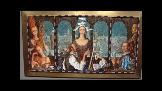 видео Национальный художественный музей М.К. Чюрлёниса