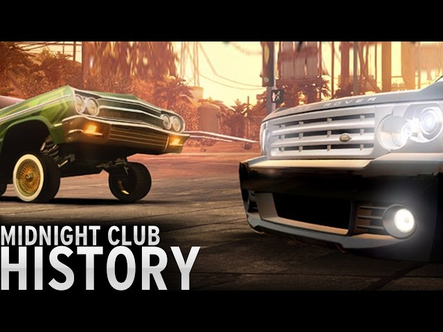 History of - Midnight Club (2000-2008)