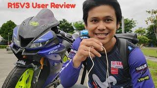 "#19- Yamaha R15_v3""  User Reviews & pentingya body slider"""