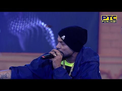 Punjabi Rap King Bohemia I LIVE Performance I PTC Punjabi Music Awards 2018 (16/19)