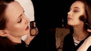 Le printemps Fashion Make up Tutorial | J Edgar Make up Artist (ft Elena Davidson)