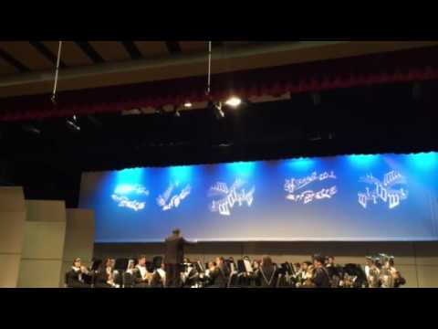 UNITED SOUTH MIDDLE SCHOOL SYMPHONIC BAND