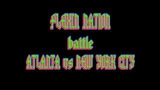Flexin Nation Presents ATL vs NYC Flexin Battle