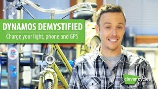 Dynamo Lights Demystified - Clever Cycles