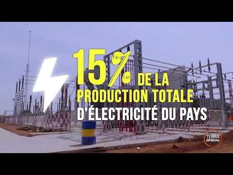 Le Sénégal construit le plus grand parc éolien D'Afrique