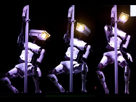 Image result for robot dancing
