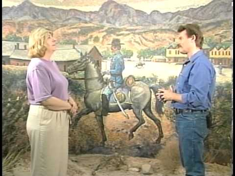 Interview 19 with Rene Harris of El Paso Museum of History (Along the Rio Grande project)