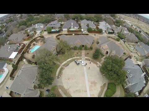 Aerial Texas 2015