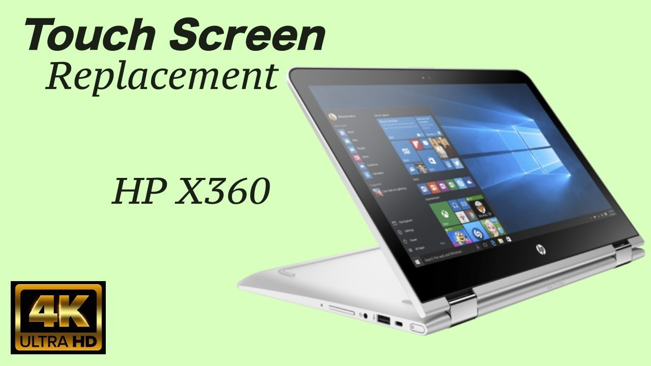 HP X360 Screen Replacement - YouTube a77720fc3a81