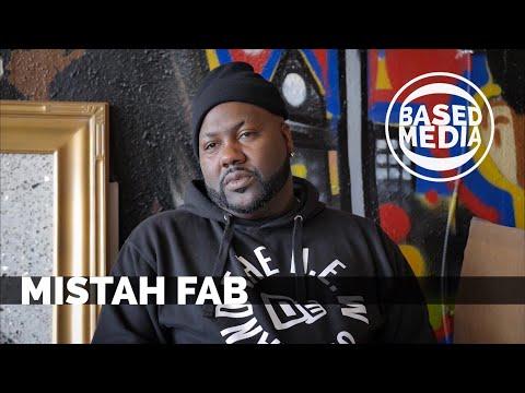 Mistah Fab Interview | Based Media