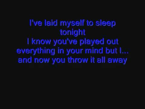 Silverstein - Giving Up Lyrics