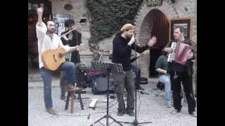 """""""Ballo in Fa diesis min"""" Kalevala live in Grazzano Visconti 17-3-2012"""
