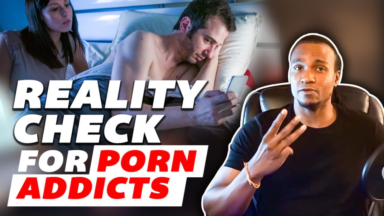 The Ultimate Reality Check For Porn Addicts. JK Emezi - Porn Reboot