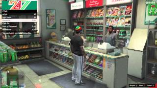 Grand Theft Auto V (I want the candy!!!!)funny moment