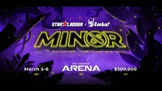 Furia vs No Ping  | GRAN FINAL | StarLadder ImbaTV Dota 2 Minor SA QUALIFIERS | Cast:MaverickDota