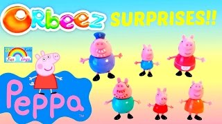 Peppa Pig Orbeez Surprises, Peppa Свинья, peppa豚, 粉红猪小妹