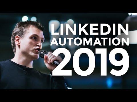 LinkedIn Automation 2019