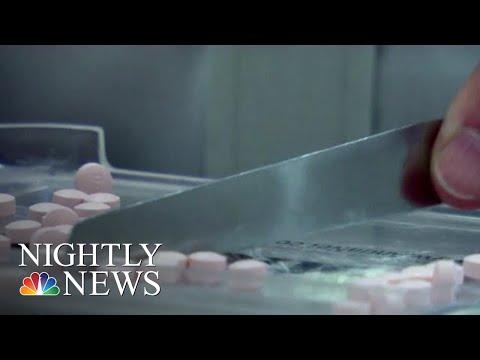 Overdose Deaths Skyrocket Among Women In Last Two Decades, CDC Finds | NBC Nightly News