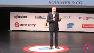 World Famous Furniture Designer, David Boucher (boucher & Co) Talks About His Brand And His Story.